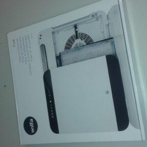 Wilfa Filterkassett AP-5 billigast på nätet 389:--0