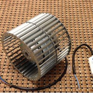 Fläktmotor BAHCO ACJ Luftvärme-0