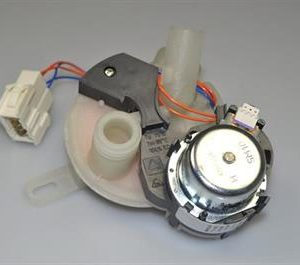 Whirlpool Diskmaskin Växelventil -0